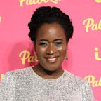 Loose Women's Charlene White was 'emotional' to see Kamala Harris sworn-in
