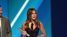 Kim Kardashian, Jennifer Aniston and Zendaya among best dressed at People's Choice Awards