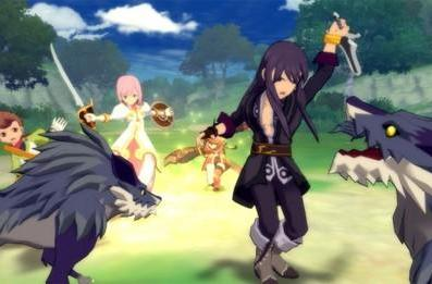 Namco chases Tales to North America for Wii, Xbox 360