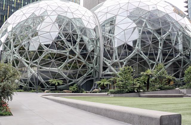 Amazon HQ employees can work from home until 'at least' October