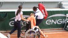 French Open 2020: Beaten Errani blasts Bertens as Azarenka and Gauff are eliminated