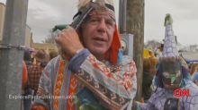Anthony Bourdain shows us Cajun Mardi Gras on second-to-last 'Parts Unknown'