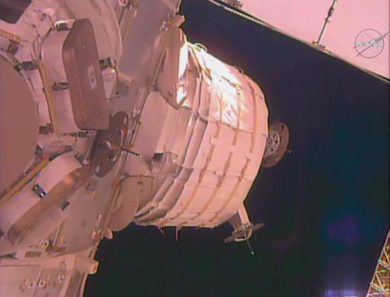 NASA's first expandable habitat test on the ISS defeated by friction