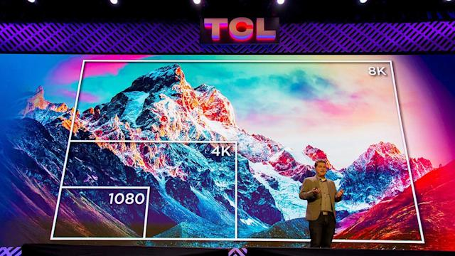 Watch TCL's CES 2020 press conference in seven minutes