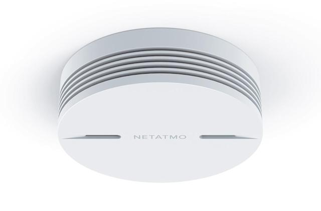 Netatmo adds a connected smoke alarm to its smart home range