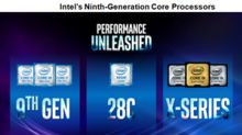 Intel's Ninth-Generation Core Processors Target Gamers