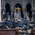 Notre Dame Cathedral's famed rose windows, organ spared: Church official