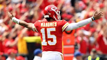 Mahomes and Jackson live up to hype in epic game