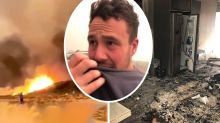 'Lost everything': Love Island star Grant Crapp's home destroyed by bushfire