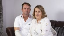 Man becomes first known cancer victim to reveal terminal diagnosis after surgery was cancelled due to coronavirus
