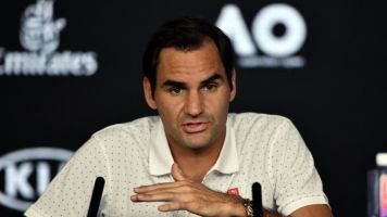 Roger Federer defends himself against 'selfish' accusations as air quality row escalates