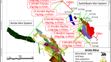 Gold Resource Corporation Significantly Expands Arista Mine With Additional Switchback Step-Out Drill Intercepts Including 11 Meters of 4.19 G/t Gold and 114 G/t Silver