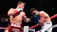 Canelo Alvarez destroys rival to join boxing greats