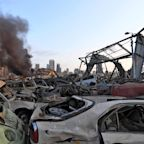Beirut explosion: 300,000 homeless, 100 dead and food stocks destroyed - latest news and video