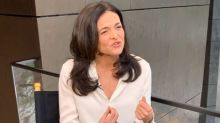 Sheryl Sandberg says breaking up Facebook doesn't address big underlying issues
