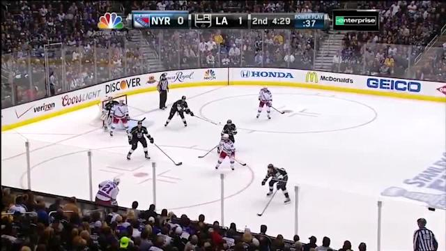 McDonagh feeds Kreider on the doorstep