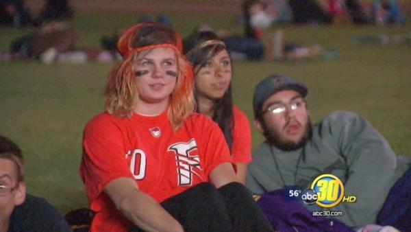 Fresno Grizzlies host free World Series viewing parties