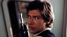 Eligen a Han Solo como el mejor personaje de la saga Star Wars ¿estás de acuerdo?
