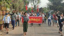 Aktivisten: Blutbad mit mehr als 80 Toten in Myanmars viertgrößter Stadt Bago