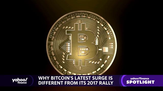 yahoo bitcoins