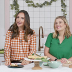 BUILD Brunch With Brit: How To Make Thanksgiving Dinner Without Cheating On Your Diet