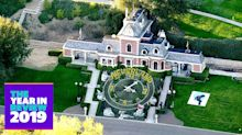 What happened to Michael Jackson's Neverland Ranch after 'Leaving Neverland'?
