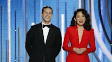 Sandra Oh gives emotional speech during Golden Globes monologue: 'A moment of change'