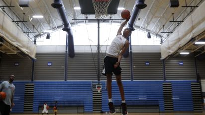 Hoops phenom, 13, could be the next one