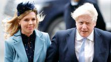 Carrie Symonds reveals she was 'worried sick' during 'dark' days as Boris Johnson battled coronavirus in hospital