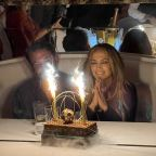 Jennifer Lopez photographed with Ben Affleck as she celebrates 52nd birthday in Saint-Tropez