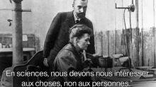 Exposition : Marie Curie célébrée au Panthéon