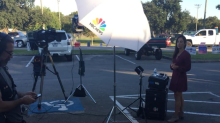 Disabled veteran calls out MSNBC crew for blocking handicapped-accessible parking spaces: 'If I couldn't park I couldn't vote'