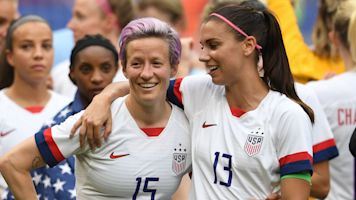 Winning was just first step of USWNT's mission