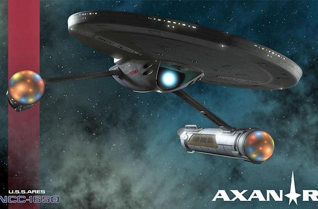 Paramount will end its lawsuit against 'Star Trek' fan film