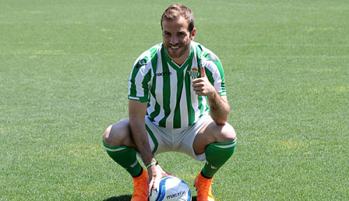 """Primera Division: VdV: """"Ich war der Beste bei Betis"""""""
