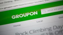 Groupon CEO talks life after vouchers as stock heads for worst day in 18 months