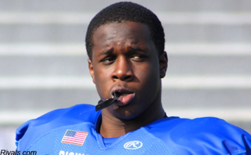 Elisha Shaw, a four-star recruit who is being recruited by the best programs in the country — Rivals.com