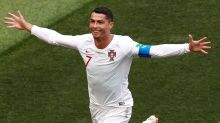 Record breaker Ronaldo sends Morocco crashing out