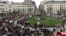 More Than 12,000 March to European Parliament to Demand Action on Climate Change
