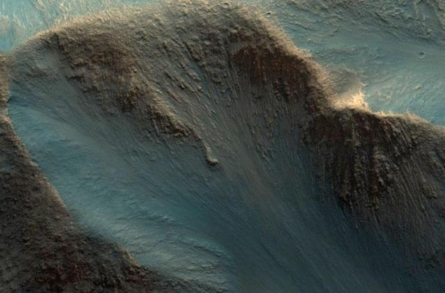 NASA publishes a thousand photos of Mars