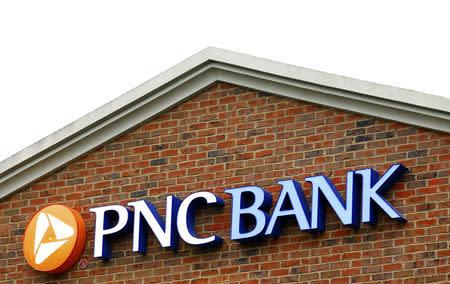PNC Financial sees higher second-quarter net interest income