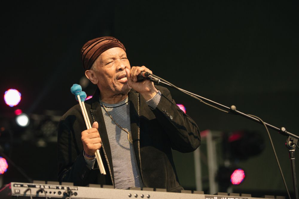 Roy Ayers at Arroyo Seco Weekend 2017