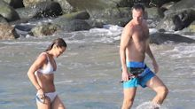 Pippa Middleton looks incredible in St Barts just 11 weeks after giving birth