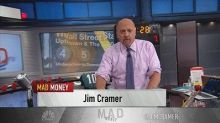 Cramer's lightning round: Re-pounding the table on DowDuP...