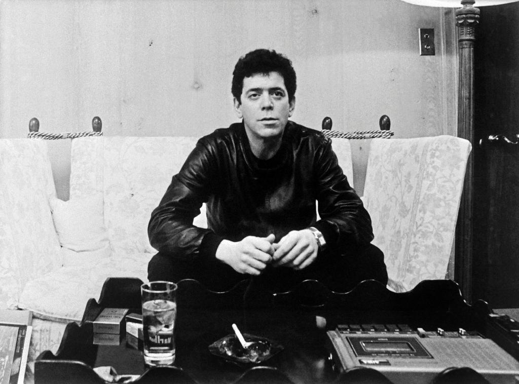 Lou Reed poems after leaving Velvet Underground set for book