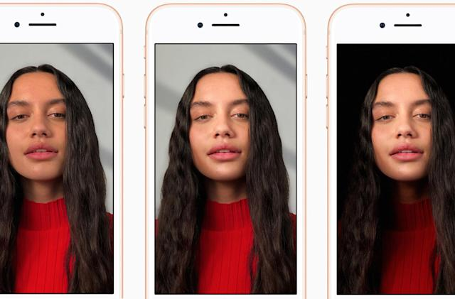 Apple's new iPhones use AI 'Portrait Lighting' to improve shots