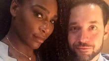 New Mom Serena Williams Had Her First Baby-Free Day—but It Didn't Go So Well