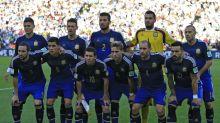 Este era el once de Argentina en la final del Mundial 2014 ante Alemania