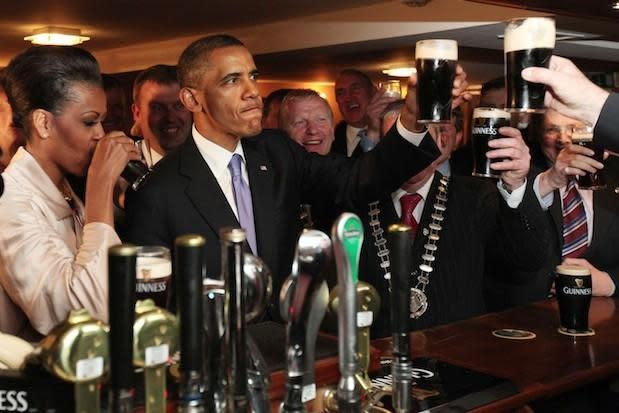 Guinness finds NFC's killer app: free beer