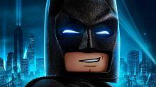 The LEGO Batman Movie character posters showcase Gotham's finest